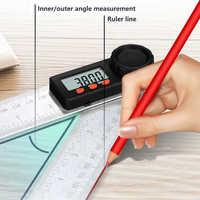200mm 280mm Digital Protractor Digital Goniometer Digital Inclinometer Angle Ruler Angle Measurment Square For Carpenter Joiner