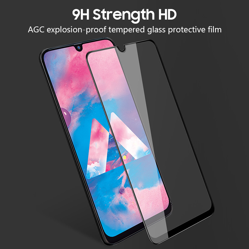 For <font><b>Samsung</b></font> A50 <font><b>Tempered</b></font> <font><b>Glass</b></font> Screen Protector 9H Protection <font><b>Glass</b></font> for <font><b>Samsung</b></font> Galaxy A70 <font><b>A10</b></font> A20 Core A30 A50 S20 Plus <font><b>Glass</b></font> image