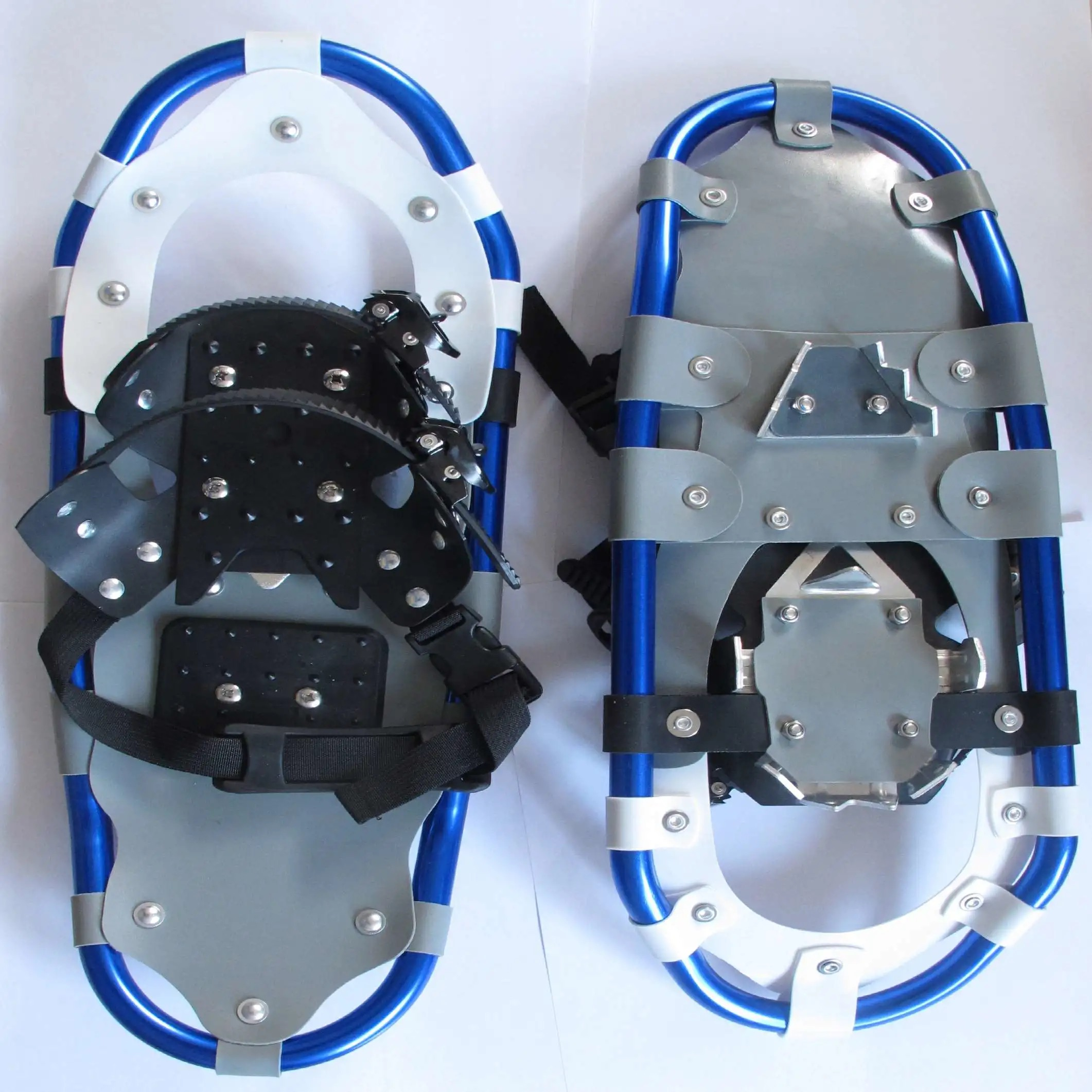 Snow-Shoes Walking-Version Women And Travel Aluminum-Alloy Outdoor 22inch