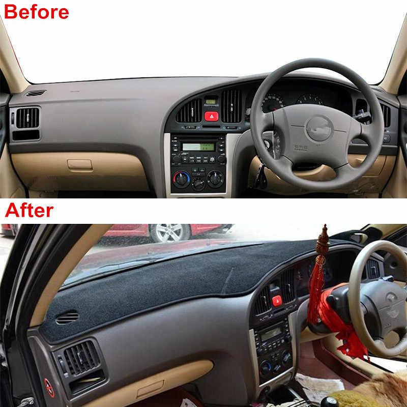 car dashboard cover dash mat pad sun shade instrument carpet accessories for hyundai elantra 2000 2001 2002 2003 2004 2005 2006 interior mouldings aliexpress aliexpress