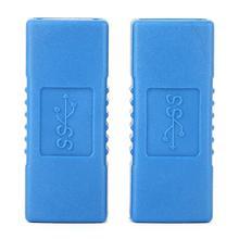 USB 3,0 тип A Женский до 3,0 тип A Женский конвертер высокоскоростной адаптер передачи данных