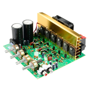 цена на Subwoofer Audio Amplifier Board 2.1Channel Digital 240W High Power Speaker AMP Home Theater Stereo sound DIY HIFI Amplifiers