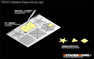 Jig 4 GP tevoyager z072 Masker Easycutting