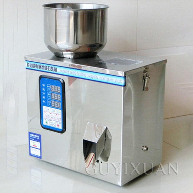 2-99 г упаковочные гранулы машина для упаковки чая кофе машина для взвешивания таблеток автоматическая машина для взвешивания