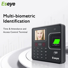 Attendance-System Office-Access-Control Recognition Lcd-Face Employee Fingerprint-Time