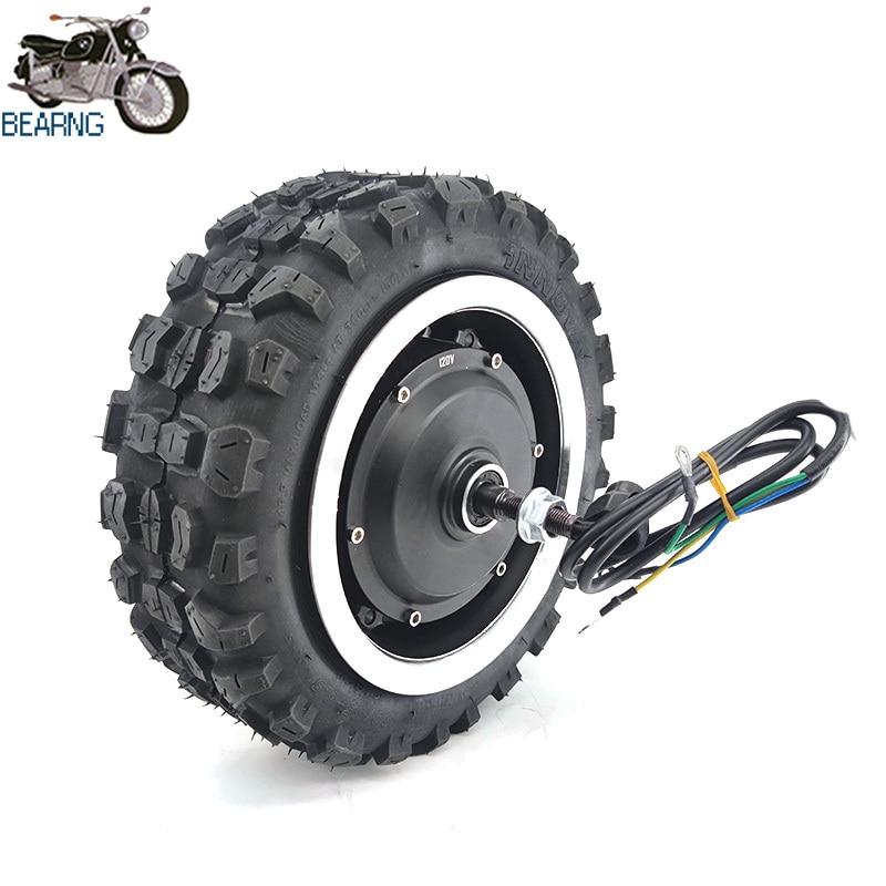Высокоскоростные шины, 11 дюймов, 60 в, 1600 Вт, мотор для электровелосипеда, 11 дюймов, двигатель для электрического мотоцикла на вынос, багги, ду...