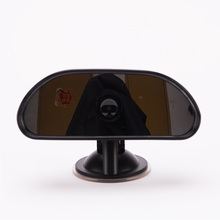 Wide Angle Practical Observation ABS 360 Rotating Back Seat Accessories Interior Baby Car Clear Suction Cup Rearview Mirror