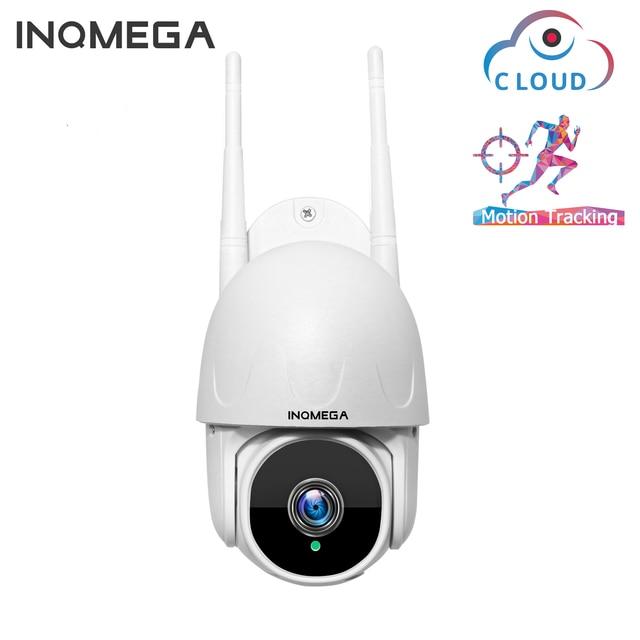 INQMEGA 1 אינץ ענן 1080P PTZ מהירות כיפת Wifi מצלמה חיצוני 2MP אוטומטי מעקב מצלמה אלחוטי מצלמה בית מעקב IP Cam