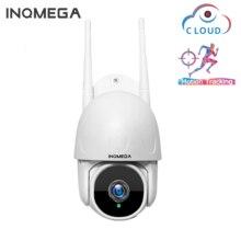 INQMEGA 1 Cal chmura 1080P PTZ Speed Dome kamera Wifi Outdoor 2MP Auto Tracking kamera kamera bezprzewodowa obserwacja IP Cam