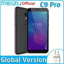 Meizu C9 Pro, 3 ГБ, 32 ГБ, глобальная версия, мобильный телефон, четырехъядерный, 5,45 дюймов, 1440X720 P, фронтальная, 13 МП, задняя, 13 МП, аккумулятор 3000 мАч