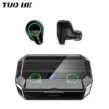 T9 Bluetooth 5.0 Earphone Touch Control Wireless Headphons 7