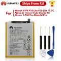 Оригинальный аккумулятор HB366481ECW для Huawei Honor 9i P9 G9 P10 Lite P20 Lite Honor 9 Lite 7C Nova 3E Mate 10 P10 Honor9 P30 Pro