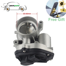 LETSBUY New Throttle Body 60MM Boresize 9L8E9F991BF OEM DS7Z-9E926-A 1556736 9L8E-9F991-BC VP4M5U9E927DC For FORD Mondeo 2.3L