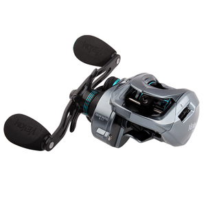 Image 3 - Kawa Fishing Reel New Model Three Aluminum Spools Magnetic Brake Cork Knob Bearing 11+1 Max Drag 8KG Weight 219.5g