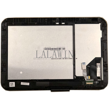 LTL101DL04-T01 LCD LED Screen Touch Screen Glass Digitizer Assembly Replacement for Toshiba SDC10_rev02 D SU7E-10W15MI-01X
