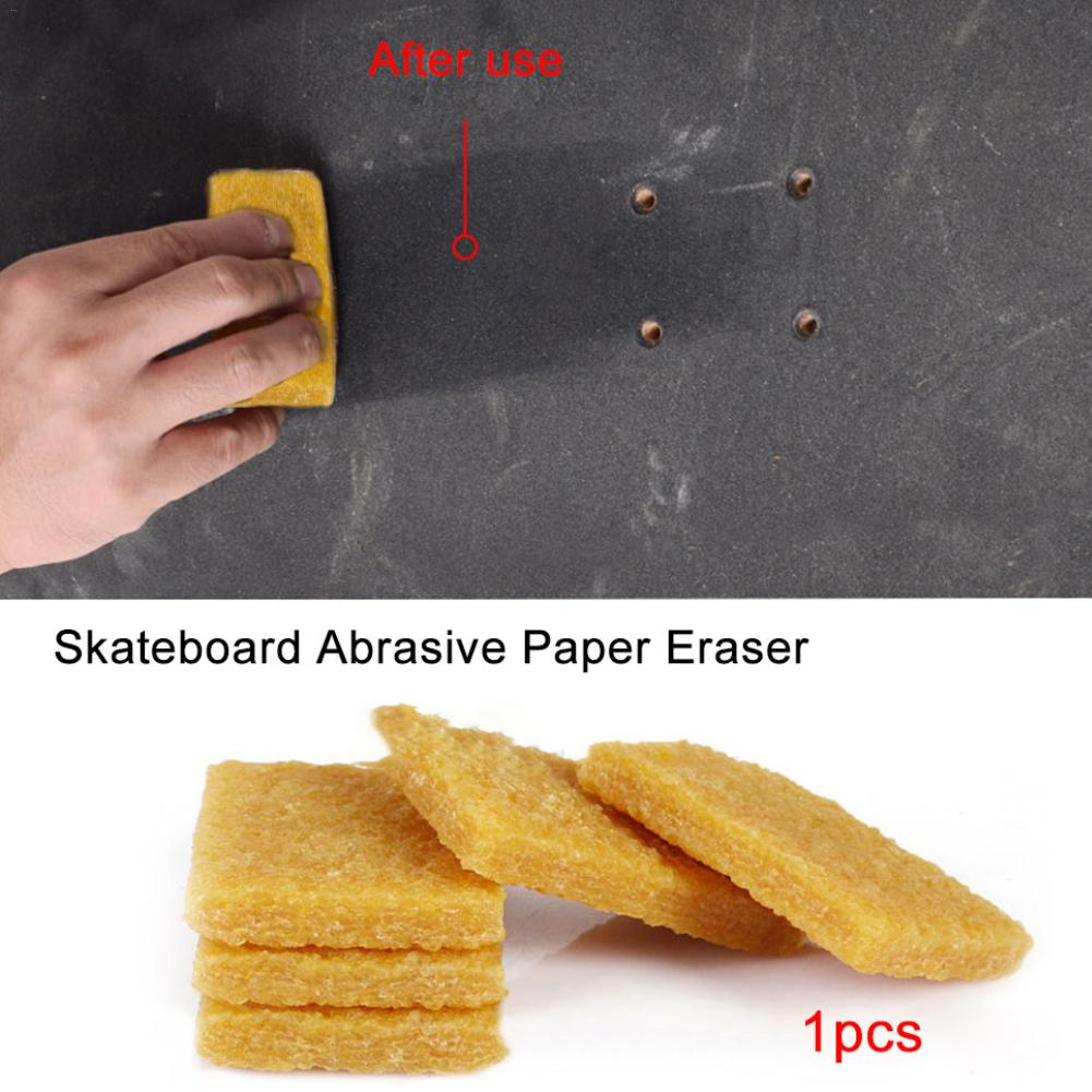 Electric Scooter Pedal Sandpaper Cleaner Cleaning Sponge Skateboard LongBoard Sandpaper Eraser For Xiaomi M365 Scooter Grip Tape