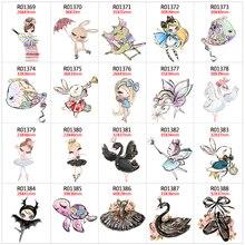 Lovely Batte Zapatos Girl Cartoon Planar Resins 10pcs/lot for DIY Mobile Phone Case Headband