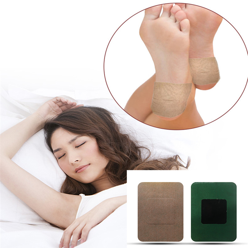 5/10Pcs Medical Heel Spur Patch Pain Relief Spur Plaster Moxibustion Foot Care Treatment Sticker Health Foot Care Tools