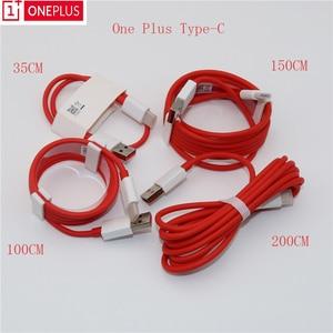 Зарядный кабель One Plus 4A 7 Pro, кабель Type C для One Plus 6 5T 3T 3, мобильный телефон, USB 3,1, кабель для зарядки данных, 1 м, 1,5 м, 2 м