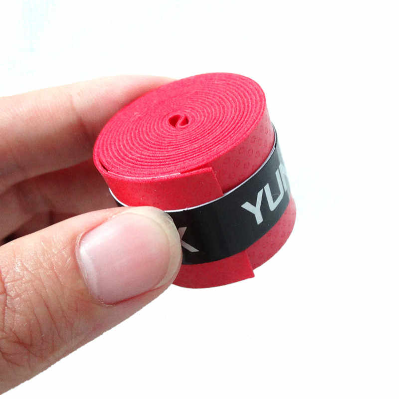 Tennis Racket Overgrips Anti-skid Sweat tape Absorbed Wraps Badminton Racquet OverGrip Fishing Skidproof Sweat Band grip