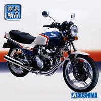Assembled Motorcycle Model 1/12 Honda CBX400F 04100 Motorcycle 1981