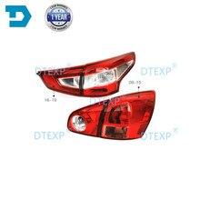 цена на Tail Light Tail Lamp For Nissan Qashqai Dualis J10 2008 2009 2010 2011 2012 2013 2014 2015 Rear Tail light Tail lamp no bulb