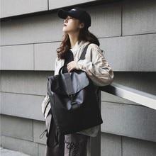 Mode Frauen Rucksack Coole Oxford Tuch Unisex Hohe Qualität Bagpack Einfache Tasche Wasserdichte Täglichen Tasche Robust Trend Schwarz Gold