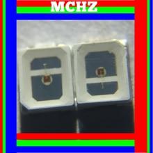 400PCS 2835 0.4W 660nm Perpetual lamp Plant red light