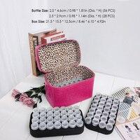 84 Slots Diamond Storage Box Diamond Embroidery Rhinestones Painting Accessory Jewelry Beads Nail Art Pills Organizer Carry Case