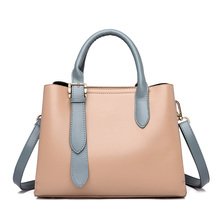 цены Fashion Leather Crossbody Bags For Women 2019 Luxury Handbags Women Bags Designer Large Capacity Casual Tote Shoulder Bag Sac