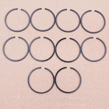 10 sztuk zestaw pierścieni tłokowych 35mm x 1 5mm Fit Stihl FS120 FS160 FS300 FS120R BT120C BT121 trymer kosa do zarośli części tanie i dobre opinie Besdupa 4-suwowy Inne Na benzynę gaz Trimmer Brush Cutter For FS120 FS160 FS300 FS120R BT120C BT121 For Replace OEM For 4119 034 3001 4119 034 3005