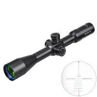 WESTHUNTER 4.5 18X44FFP Tactical Optics Rifle Scope First Focal Plane Reticle Dual Illuminated Night Hunting Riflescope For Gun