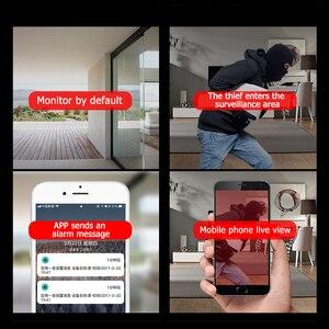 Image 5 - Home Security IP Kamera Wireless Smart WiFi Kamera WI FI Audio Record Überwachung Baby Monitor HD Mini CCTV Kamera nanny cam