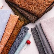 Sofa stoff polster polyester stoffe material für nähen kissen abdeckungen