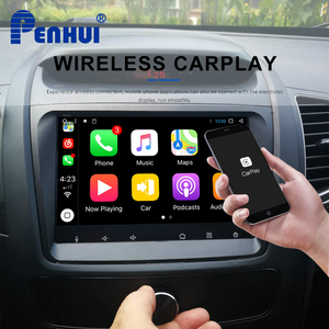 Image 5 - Car DVD for Kia Sorento ( High match ) 2013 2014 Car Radio Multimedia Video Player Navigation GPS Android 10.0 Double