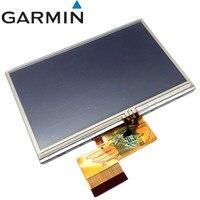 """Oryginalny 4.3 """"calowy ekran LCD do Garmin Nuvi 42 42 lm GPS panel wyświetlacza LCD z ekranem dotykowym digitizer darmowa wysyłka w Adaptery AC/DC od Elektronika użytkowa na"""