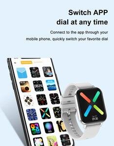 Image 5 - Đồng Hồ Thông Minh Smartwatch IP68 Chống Nước Điện Tâm Đồ Đồng Hồ Thông Minh Huyết Áp Đo Nhịp Tim Theo Dõi Sức Khỏe DT X DTX 1.78 Màn Hình HD Cho android