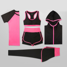 Woman Sportswear Gym Yoga Set Women Sport Suit Sportwear For Fitness Bodysuit