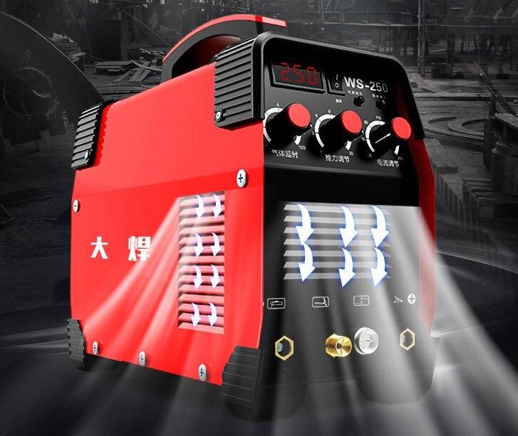 Welding Machine Inverter Arc WS-250 Argon Arc Welding Machine Household Small 220V Welder