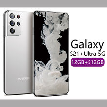 Neue Globale Version Gaxlay S21 + Ultra Android 10,0 7.3