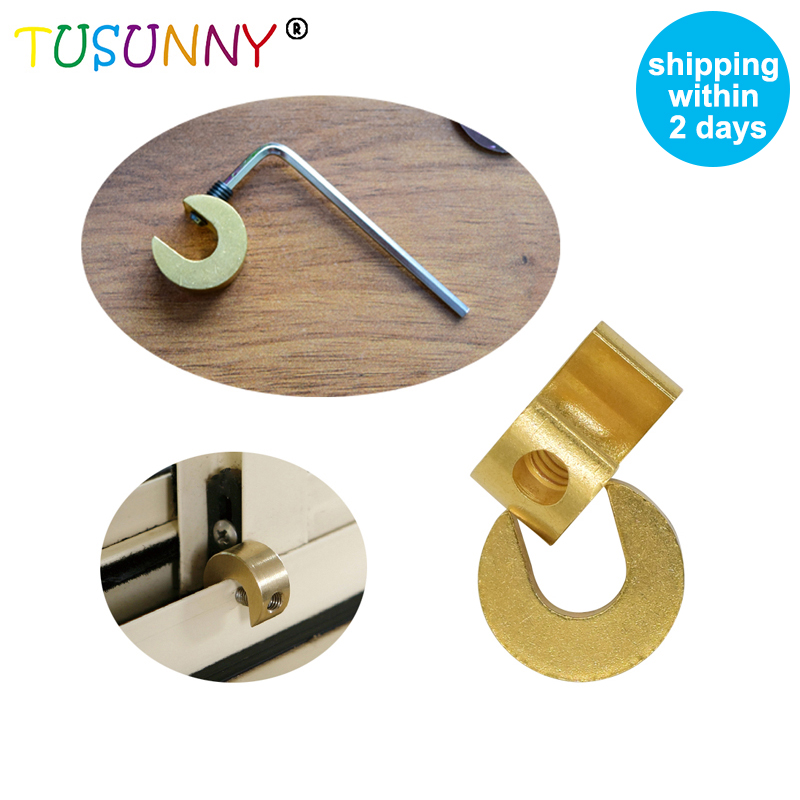TUSUNNY 2 Lock/4 Lock  Protection For Windows From Children Baby Safety Lock Window Restrictor Security Lock Kids Prevent  Fall