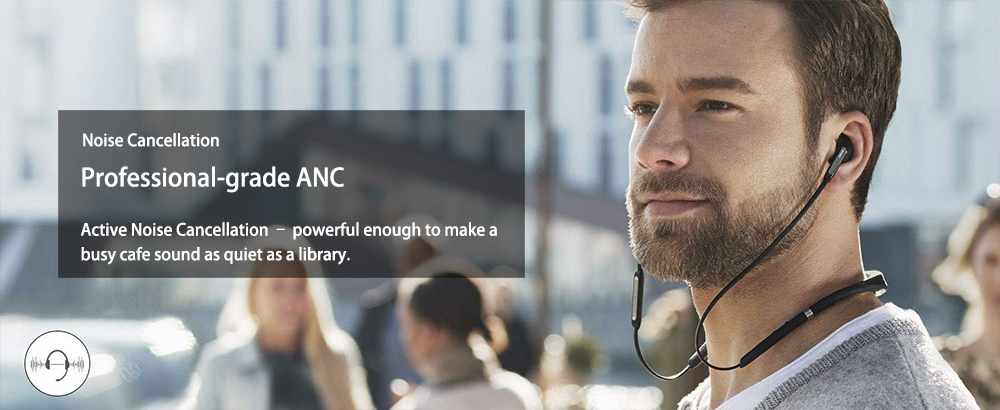 Jabra Elite 65e Noise Cancelling In-ear Hanging Neck Wireless Headset Headset Apple Huawei Xiaomi Mobile Universal - chargers-power-adapters, cellphones-telecommunications, cell-phone-accessories
