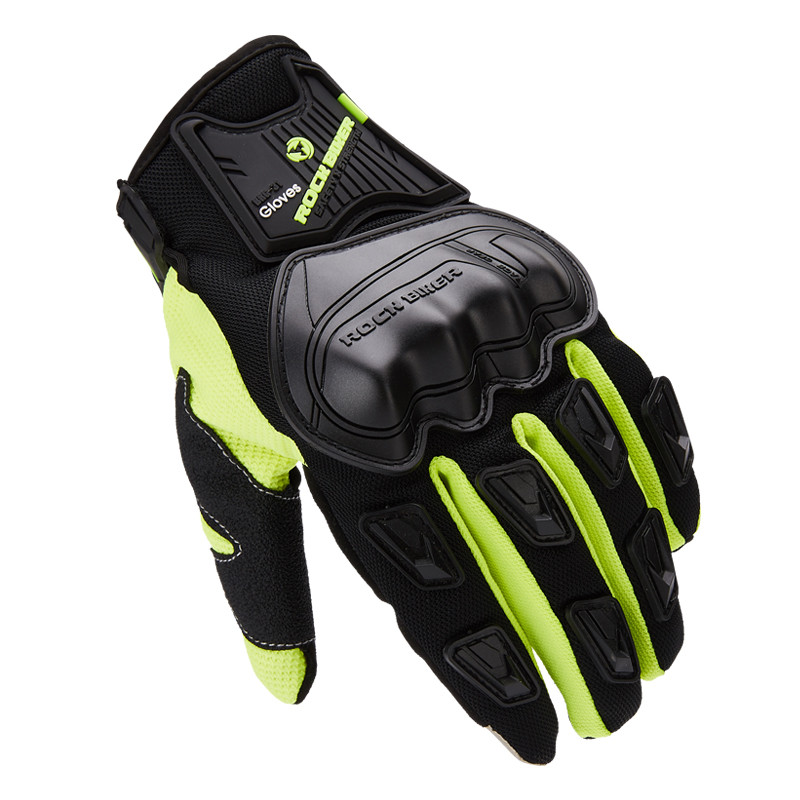 Motorcycle Gloves Touch Screen Breathable Wearable Protective Gear Gloves Guantes Moto Luvas Alpine Motocross Stars Gants M-XXL