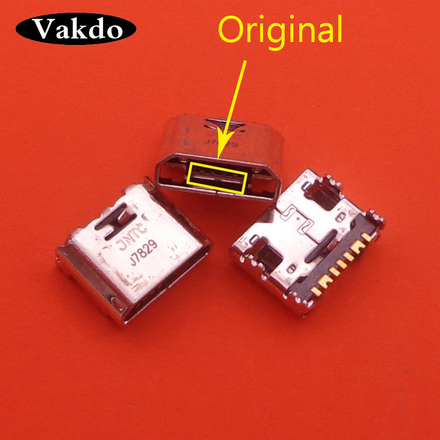 10pcs Replacement For Samsung I8552 I8558 I9060 I9080 I9082 I879 I869 Micro Usb Charger Charging Connector Dock Port Socket