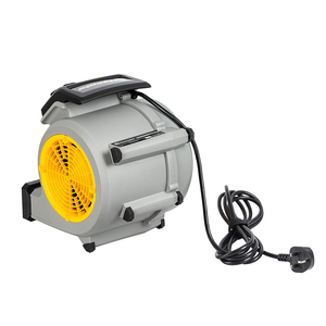 Image 4 - Vacmaster Floor Dryer, Ground Blower, Portable Air Mover For House, 3 Speed, 19M/S, 550CFM