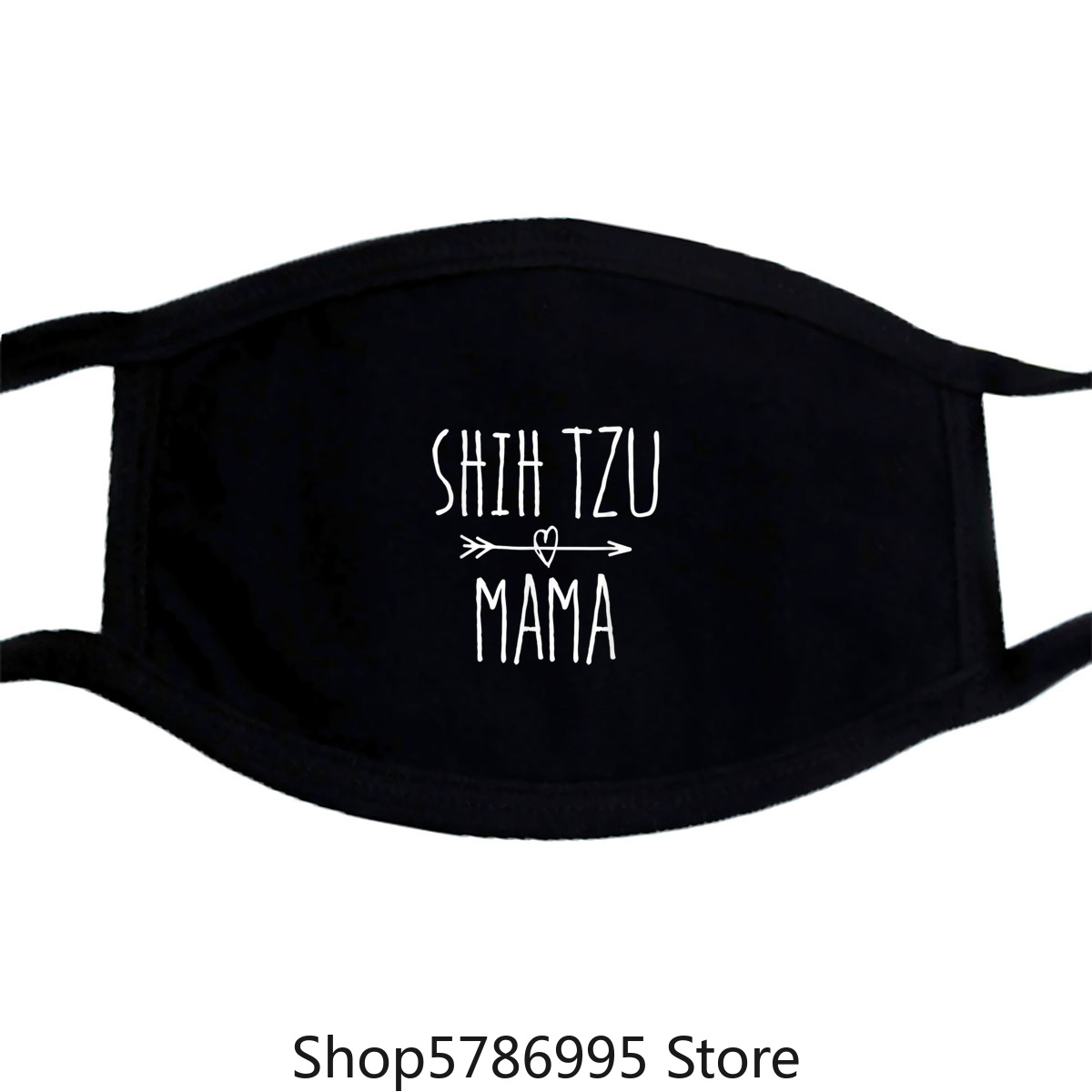 Beautiful Shih Tzu Mom Gifts Cute Shih Tzu Mama Mask