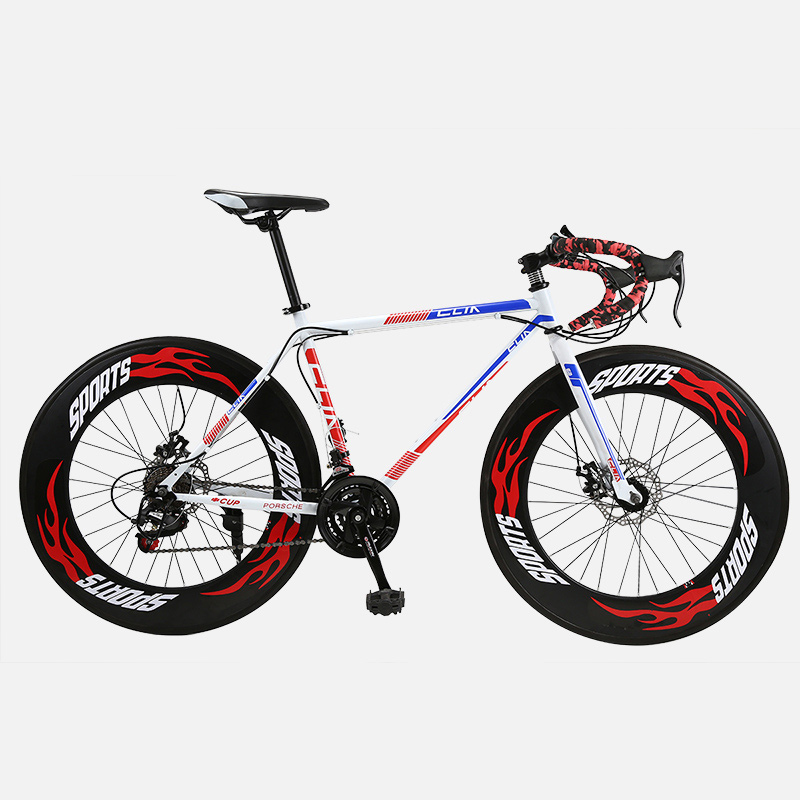 26 Inch 27 Speed Knife Ring Aluminum Alloy Bicycle Disc Brake Adult