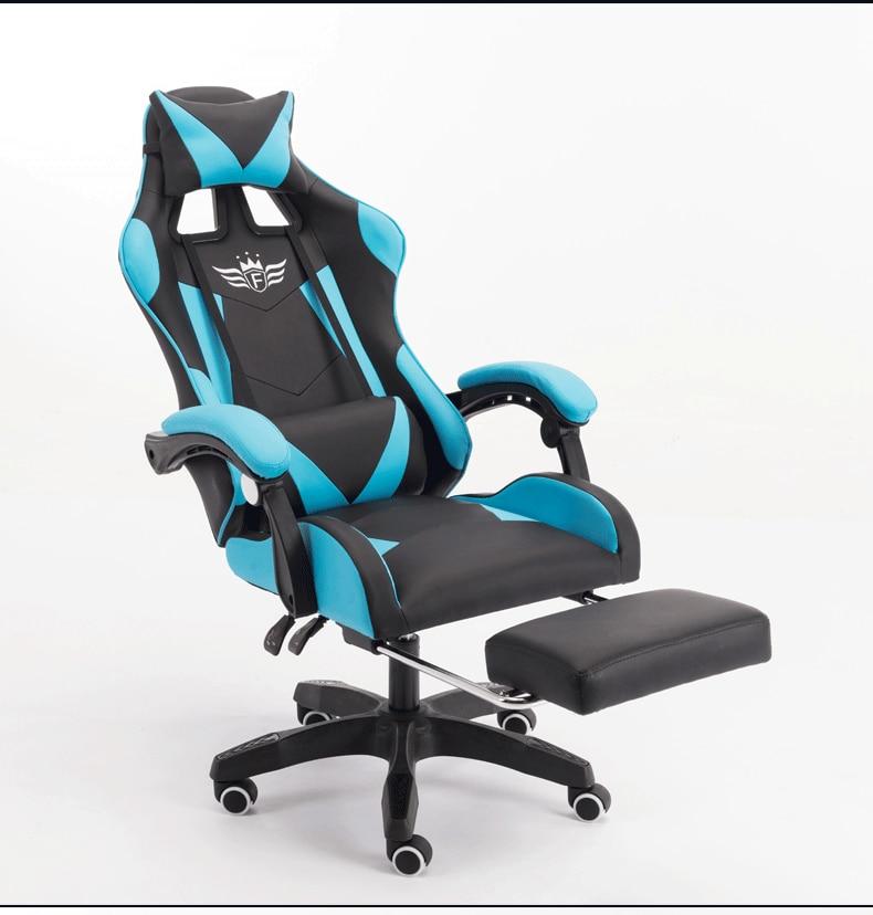 Gaming Chair Ergonomic Computer Desk Chair Adjustable