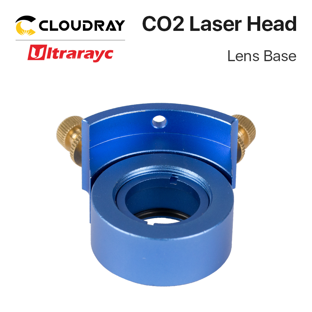 Smartrayc 500W CO2 Laser Cutting Head Metal And Non-metal Mixed Cut Head For Laser Cutting Machine LASER HEAD Lens Base