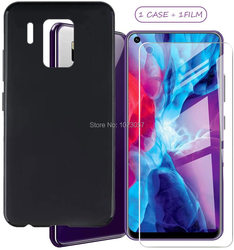 For Oukitel C18 Pro Case Full Protection Cover Case With Tempered Glass For Oukitel C18 Pro 6.55